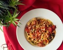 Bolognese Zuchinni Noodles