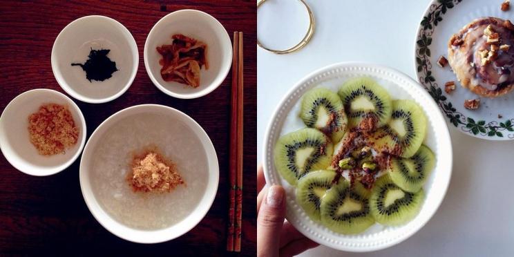 Porridge, Sweet or Salty?