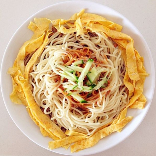 Shanghainese Cold Noodle